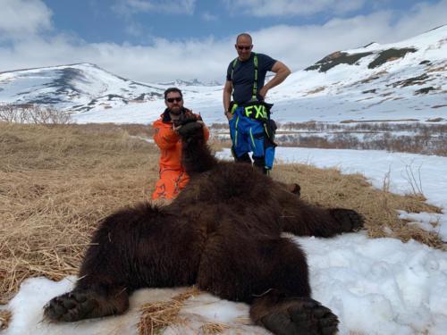 Охота на медведя 05.2018