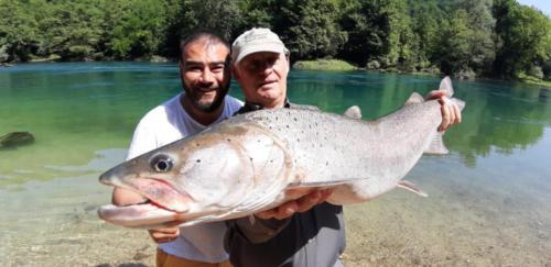 Рыбалка на реке Уна 07.2019
