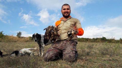 Охота в Турции 2015год